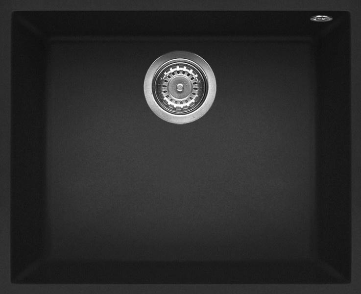 Elleci Quadra Undermount 105 40 Full Black 540x440