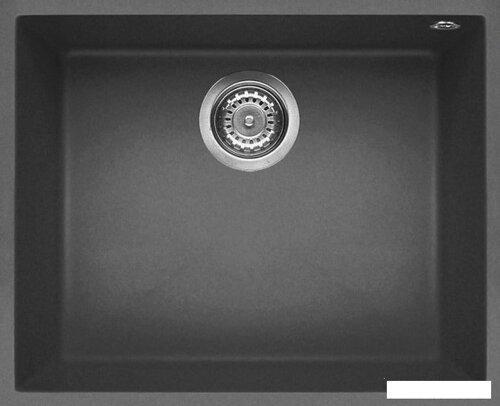 Elleci Quadra Undermount 105 48 Cemento 540x440